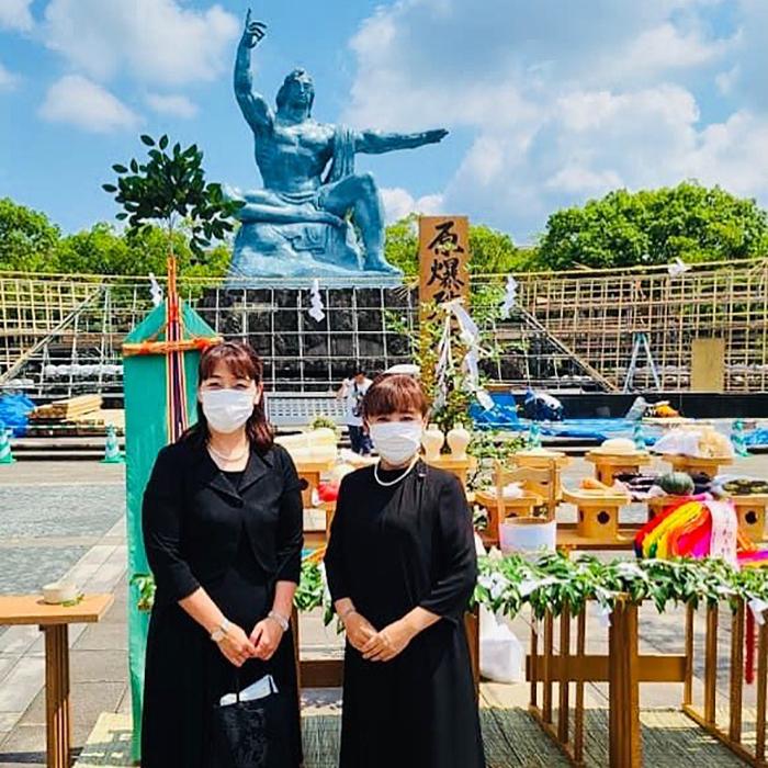 長崎原爆殉難者追悼慰霊平和祈願祭